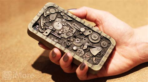 Iron Typho Casing Iphone 4 4s blujoos handcrafted antique steunk for iphone