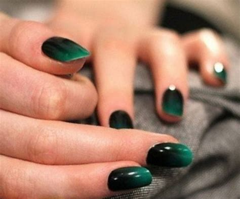 Emerald Green Nail Designs green nail designs how to look 35 ideas