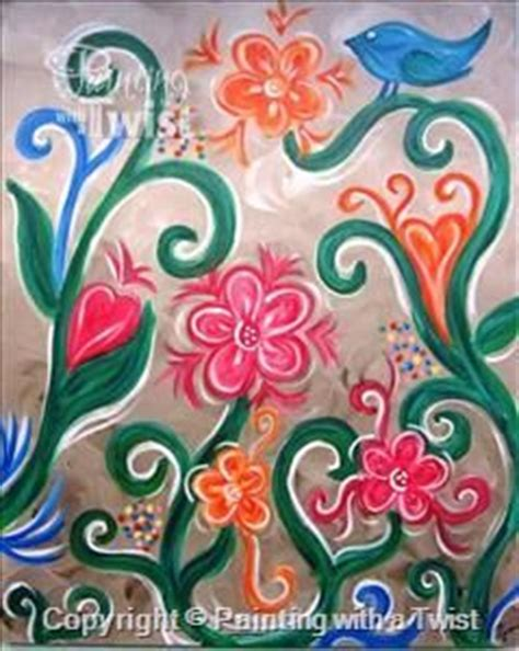 paint with a twist ponte vedra 106 best images about easy painting on canvas