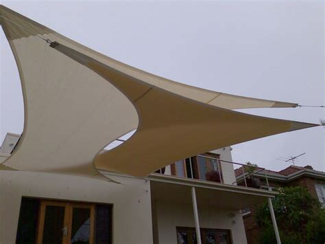 Sail Cloth Awning by Sail Shade Sail Shade Dubai Uae