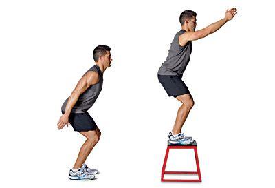 Box Jump 3 Exercises For Bigger Calves Ripped Fitness Tips