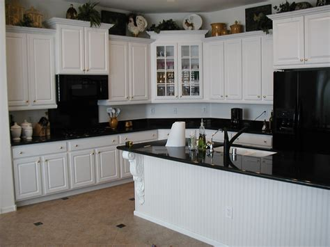 Kitchen White Cabinets Black Appliances Hmh Designs White Kitchen Cabinets Timeless And Transcendent