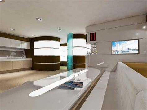 Modern Yacht Interior Design Ideas Luxurious Mega Yacht Interior Designs