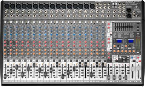 Mixer Behringer 24 Ch behringer sx2442fx 24 channel 4 buss mixer with 16 xenyx