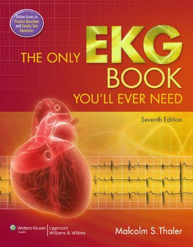 the only ekg book you ll need books the only ekg book you ll need only ekg book youll