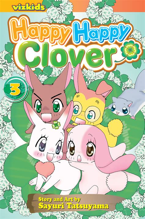 Happy Happy Clover Vol 3 happy happy clover vol 3 book by sayuri tatsuyama