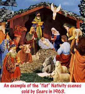 Wooden nativity patterns my patterns free pattern cross stitch