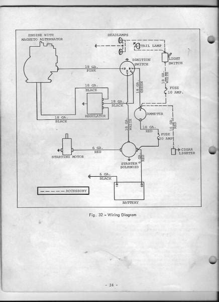 Mf12 Ignition Switch - Massey, Snapper, AMF Tractor Forum