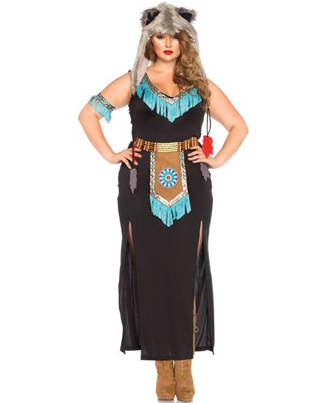 leg l costume plus size wolf warrior costume leg avenue