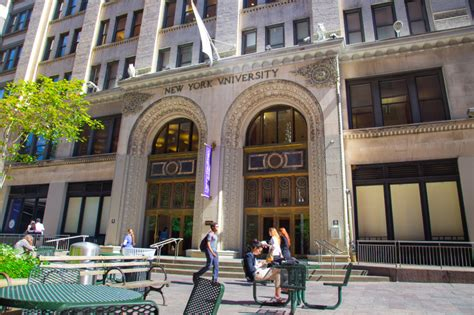 Nyu International Business Mba by 25 Us Universities With The Most International Students