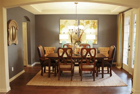 traditional dining room decorating ideas remarkable faux leather dining chairs brown decorating