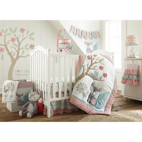 fox baby bedding sets babies r us exclusive the fiona nursery collection offers