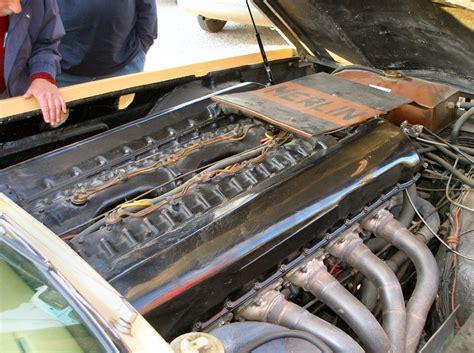 rolls royce merlin v12 1974