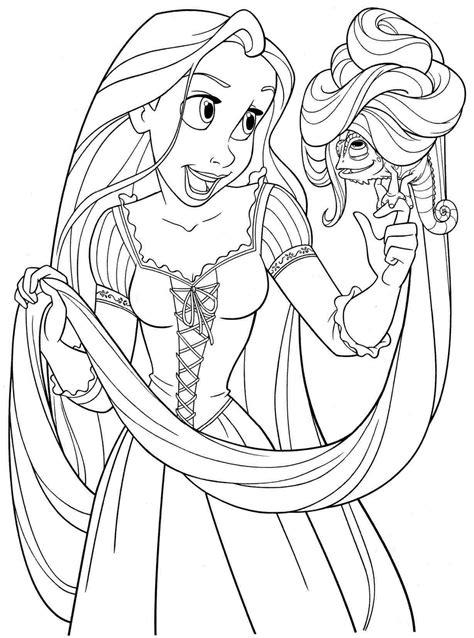 disney princess coloring pages free printable free colouring pages disney princess rapunzel