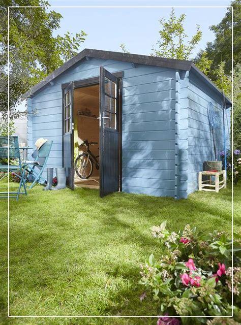 Chalet De Jardin Leroy Merlin 874 un abri de jardin en bois ryona au look chalet id 233 al pour