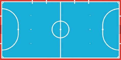 gambar dan ukuran lapangan futsal kontraktor lapangan futsal bentuk ukuran dan gambar
