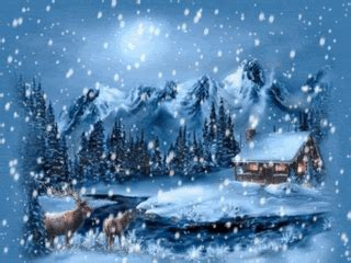 animated christmas trees with snow wallpapers animated mobile screensavers animated gifs for cell phone img 3