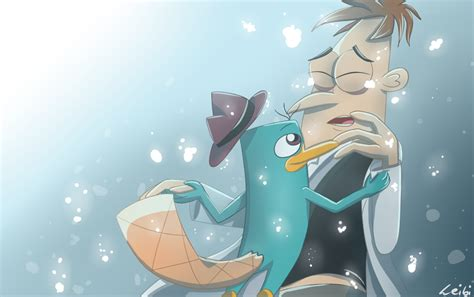 perry and doofenshmirtz and i m home by leibi97 on