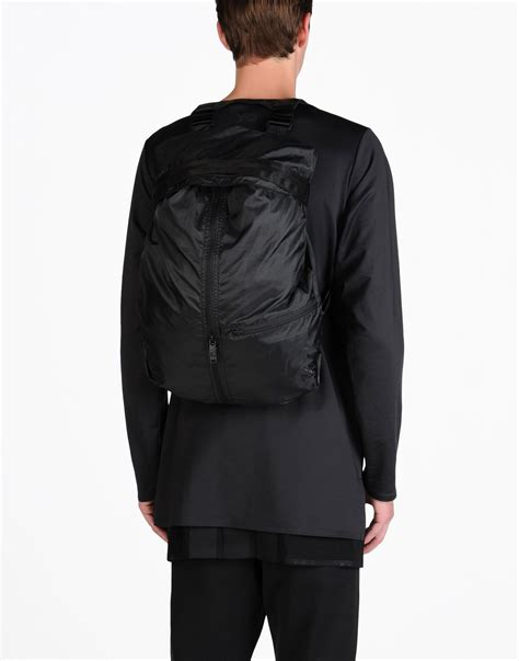 Packable Backpack y 3 packable backpack for adidas y 3 official store