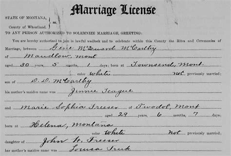 Marriage license records mansfield ohio