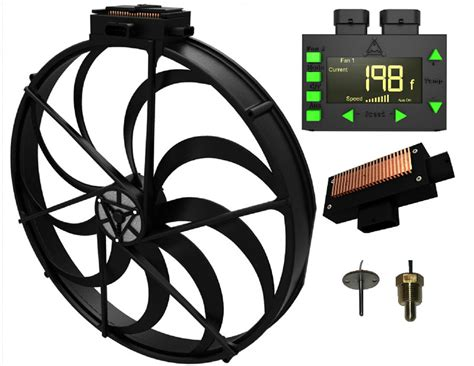 clutch fan vs electric fan electric fan vs clutch fan vs flex fan on a 68 mustang