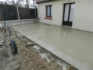 beton terrassen terrasse beton ma terrasse