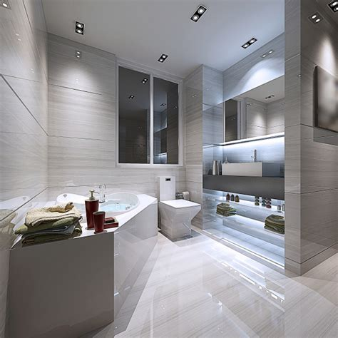 White Modern Bathrooms 59 Modern Luxury Bathroom Designs Pictures