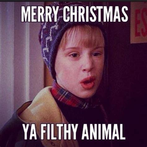 Merry Christmas You Filthy Animal Meme - earl dibbles jr on twitter quot merry christmas ya filthy