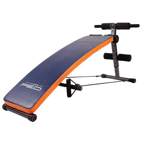 bench for crunches ab sit up bench folding home abdominal crunch workout