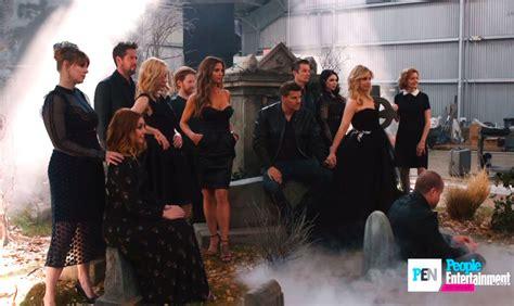 Search Reunite See The Buffy Cast Reunite To 20th Anniversary