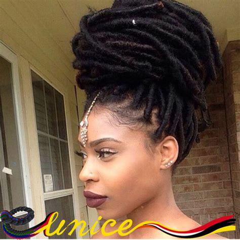 senegalese twists on soft hair senegalese braids 20 quot 100g new soft dreadlocks faux locs