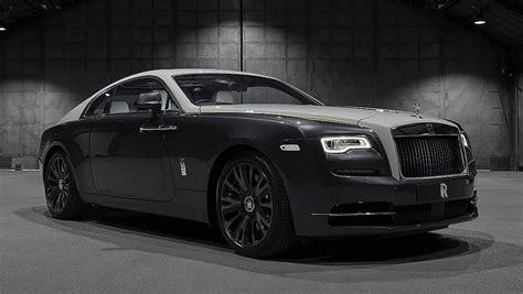 rolls royce wraith eagle viii  revealed car news carsguide