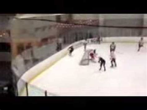 pineville ice house brad lyons pick up hockey at pineville ice house 2 youtube
