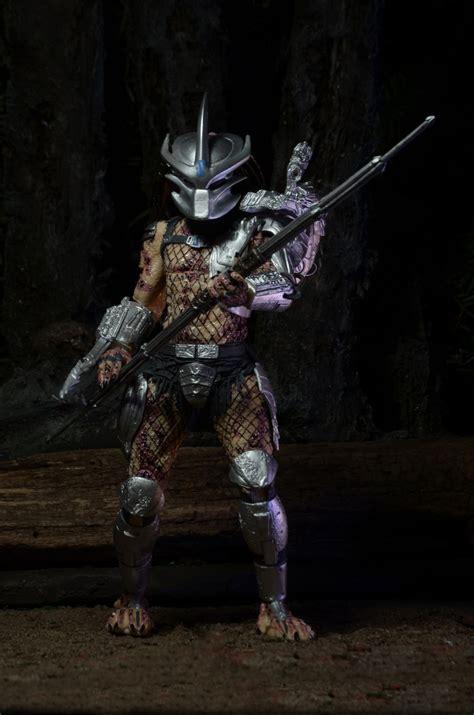 Predator Enforcer Predator closer look enforcer predator figure from series
