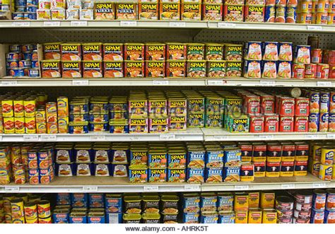 grocery store shelves canned food stock photos grocery