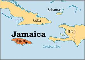 Jamaica On World Map a f w i s gary miller ministries afwis joins operation