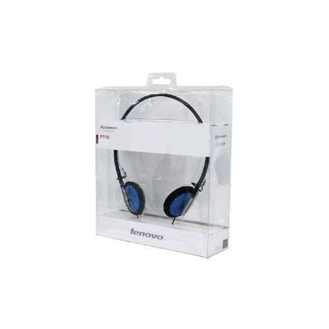 Headset Lenovo Lenovo P350 Headset Black Earphones Headsets And