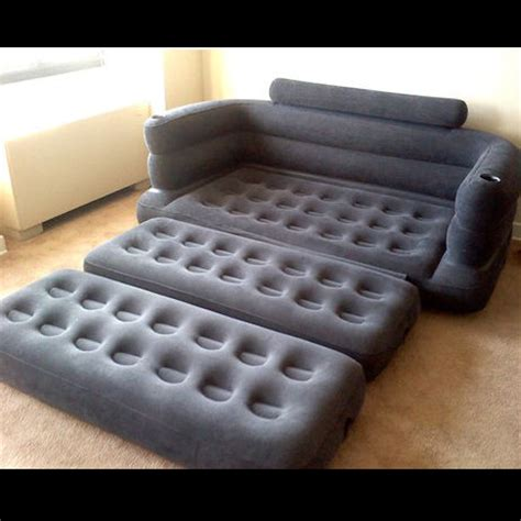 inflatable couch bed inflatable fold out couch shut up and take my money