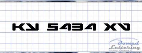 seadoo boat numbers sea doo domed lettering domedlettering