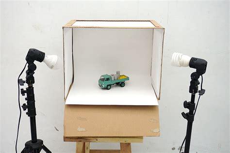 Photo Studio Mini Dengan Lu Led Putih tutorial membuat mini studio smartphone untuk photo produk anda detikgadget