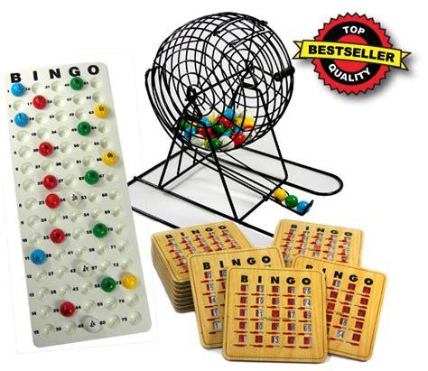 bingo set bingo kit set