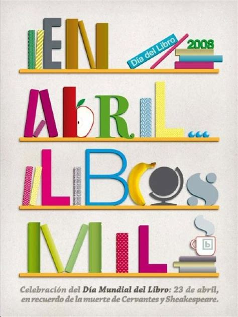 76 best carteles del d 237 a del libro book day posters images on dia de book