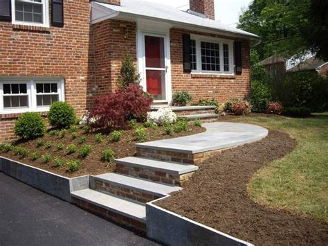 Split Level Garden Ideas Landscaping Landscaping Ideas Split Level Homes