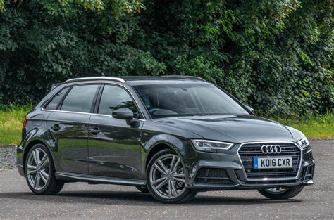 Audi A3 Sportback 2 0 Tdi S Line by 2016 Audi A3 Sportback 2 0 Tdi 150 S Line Review Review