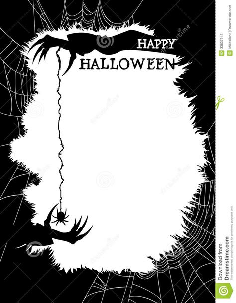 halloween templates for word blank halloween invitation templates festival collections