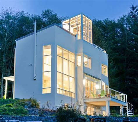 Modern Hillside House Plans by 17 Best Images About Solar Chimney On Pinterest Summer