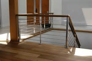 home interior railings oak stainless steel interior railing contemporary