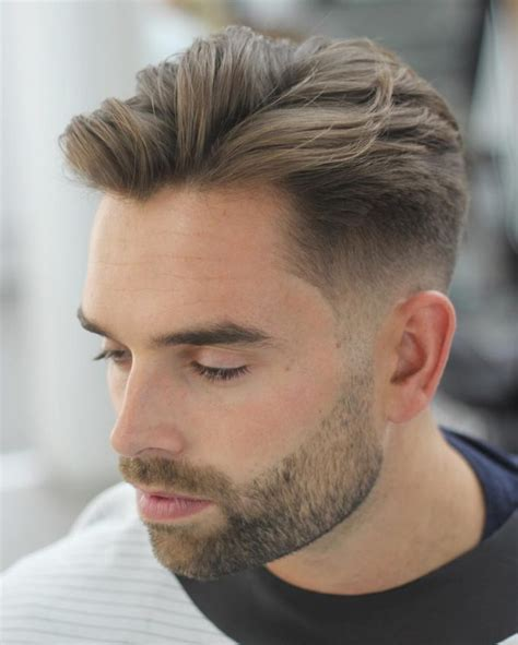 long hair with low fade very classy the fade hairstyles grooming max mayo