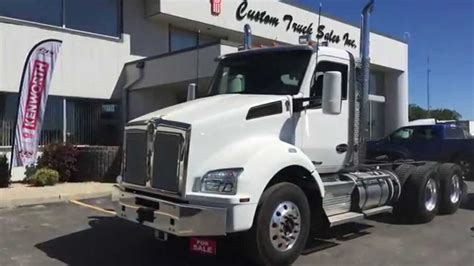 100 Kenworth Toronto Truck Trailer Transport