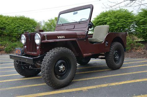 1953 Willys Jeep Willys Cj3a 1953 I Am Selling My 1953 Willys Cj3a Jeep